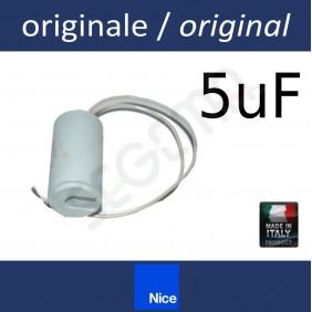 Condensatore 5mF per...
