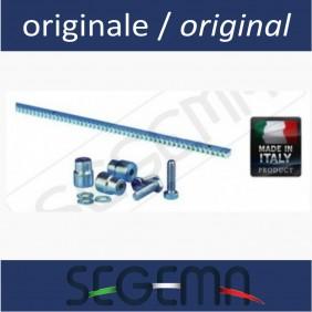 B102 Galvanized steel rack 12X30 M4 at meter