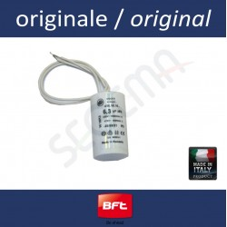 6.3 uF capacitor for BFT hydraulic motors