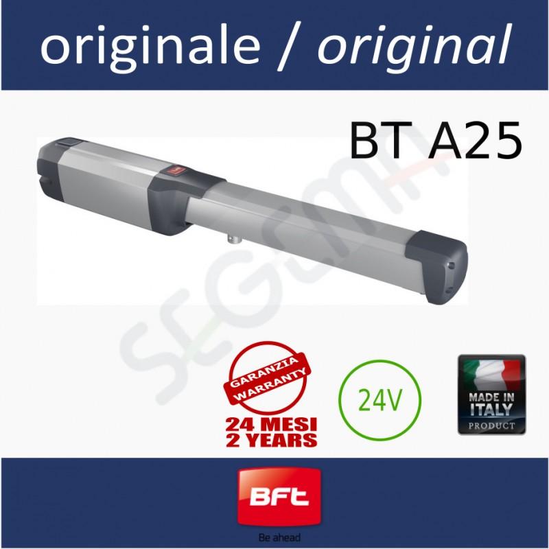 PHOBOS BT A25 operatore elettromeccanico 24V