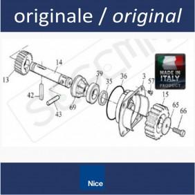 Kit riduzione completo con pignone per RO1000