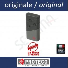 PROTECO 3-button remote 433 MHz