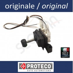 Complete preassembled limit switch for MOVER