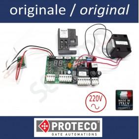 Q60AR Centrale di comando per operatori 220V PROTECO