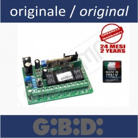 DRS 4334 outdoor 4-channel receiver