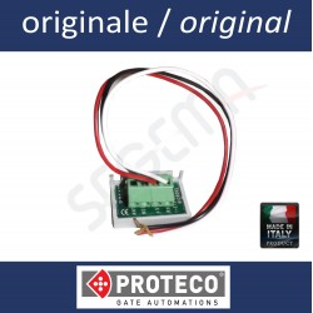 Spare radio receiver board for control unit Q60R