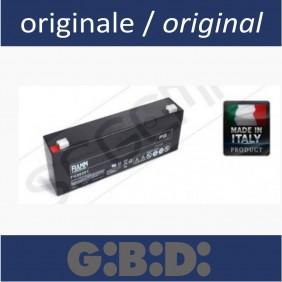 Batteria 12V per pacco batteria emergenza motori GIBIDI