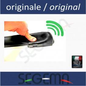 Sensitive rubber radio safety edge