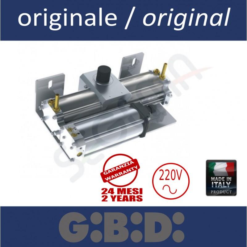 FLOOR 230V 150 operatore oleodinamico interrato 150°