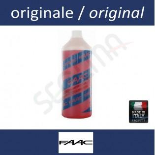 Huile d'origine FAAC pack 1 lt