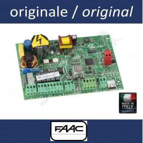 E045 scheda elettronica di comando uno o due operatori