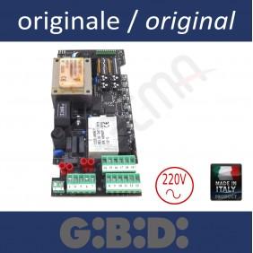SC230E centrale per opratori scorrevoli PASS o SL 230V
