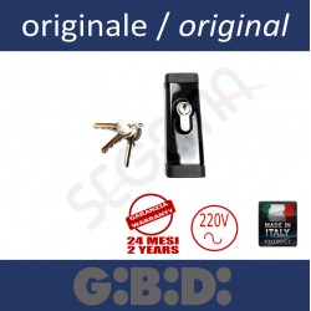 GIBIDI key selector