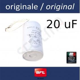 Condenser 20 uF