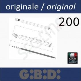 Complete rod for KUDA200