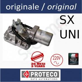 SHARK UNI operatore interrato 230V elettromeccanico universale