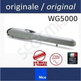 WG5000 operatore lungo 230V per ante a battenti