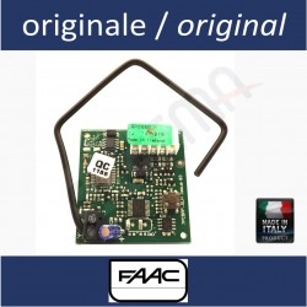 Fast plug-in radio receiver 868 MHz