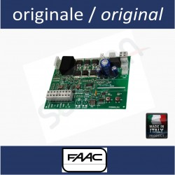 Electronic control board for FAAC D600