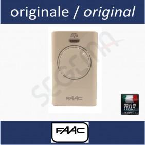 Radiocomando XT2 433 SLH LR bianco ( Master )