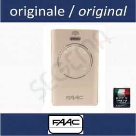 Radiocomando XT4 433 SLH LR bianco ( Master )
