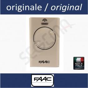 Radiocomando XT2 868 SLH LR Bianco ( Master )