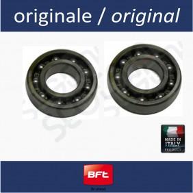Shaft bearings SUB and ERGO