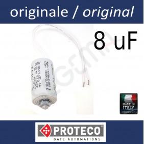 Condensatore 8mF