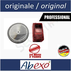 REFLEX photocell with reflector